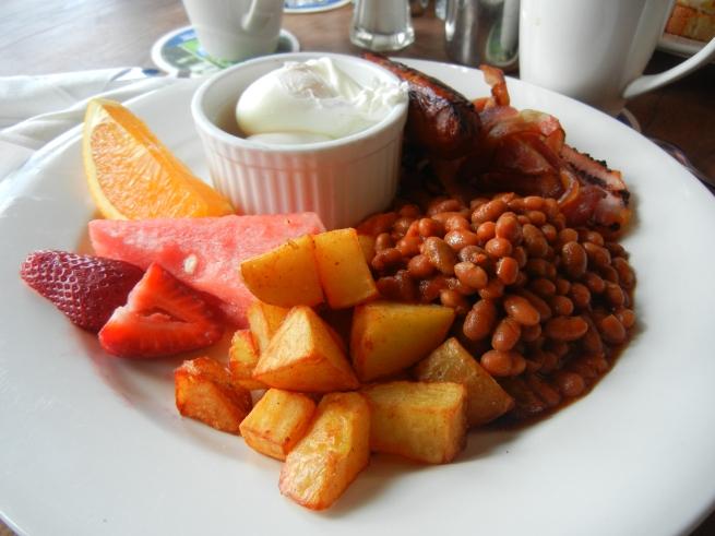 Squire's Breakfast