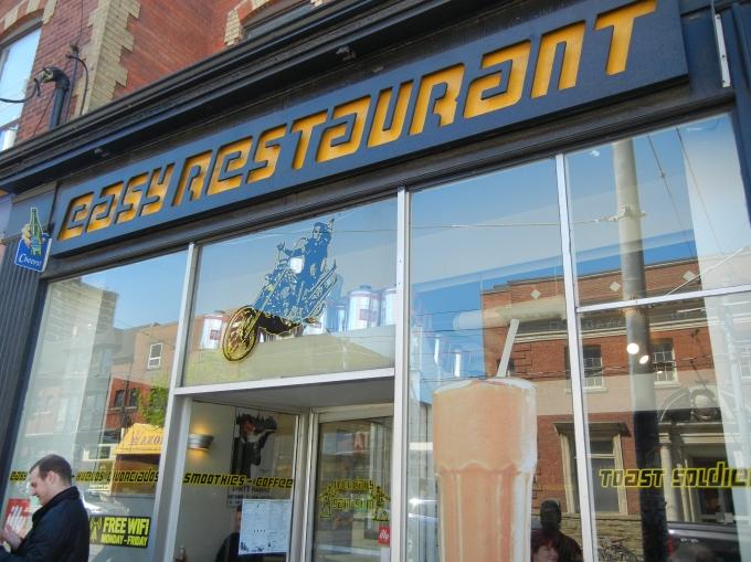 Easy Restaurant's Exterior