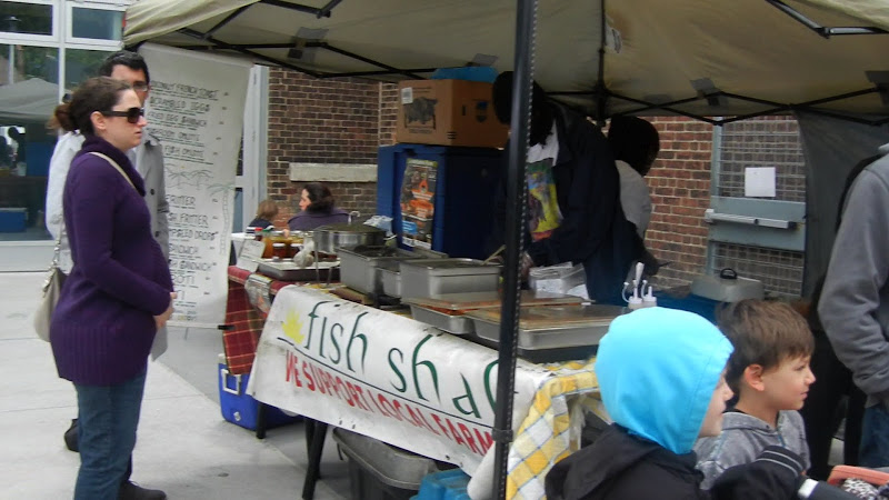 Delish Food Vendors at the Stop Farmer's Market