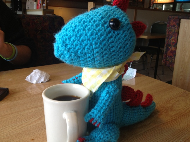 Coffee and a Brunchosaurus