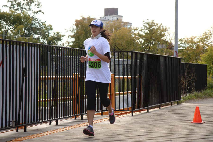 Railpath Run October 2012