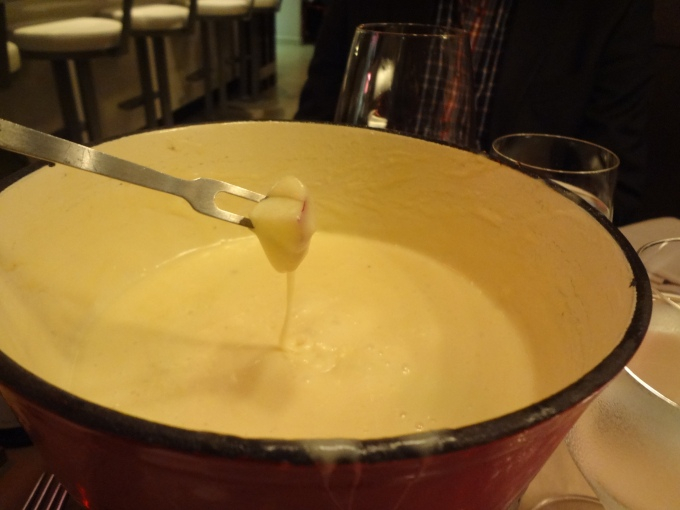 cheese fondue quebec city le pain beni