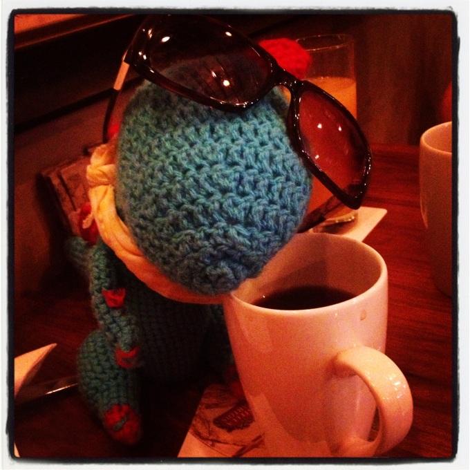 Benny Hung Over Coffee