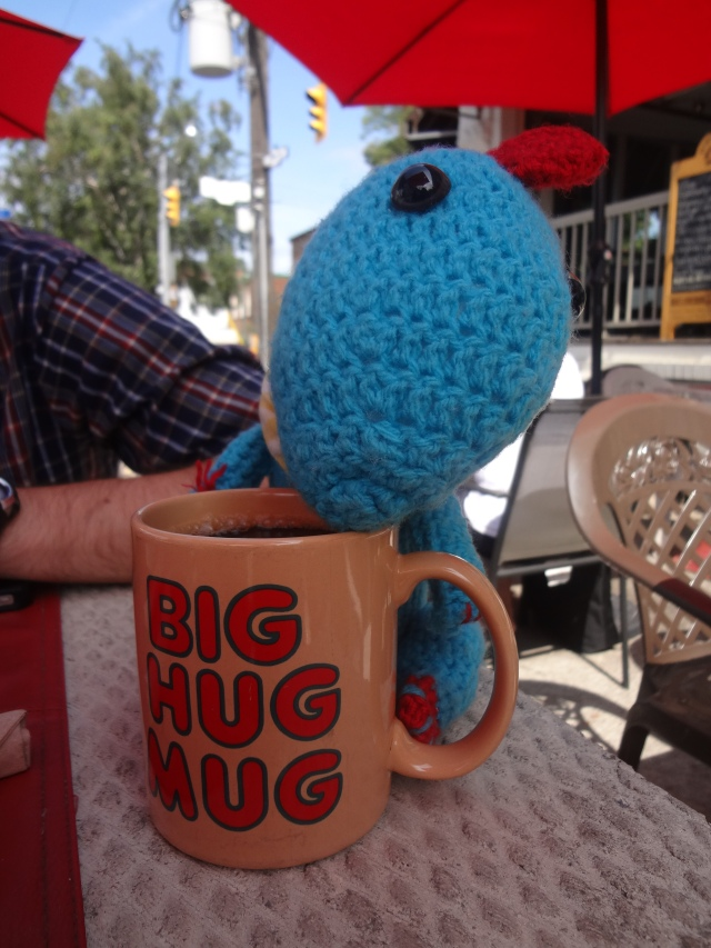 Big Hugs from Farmhouse Tavern Brunch toronto