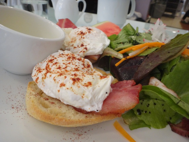 Benny Brunch The Scullery Cabbagetown Eggs Benny