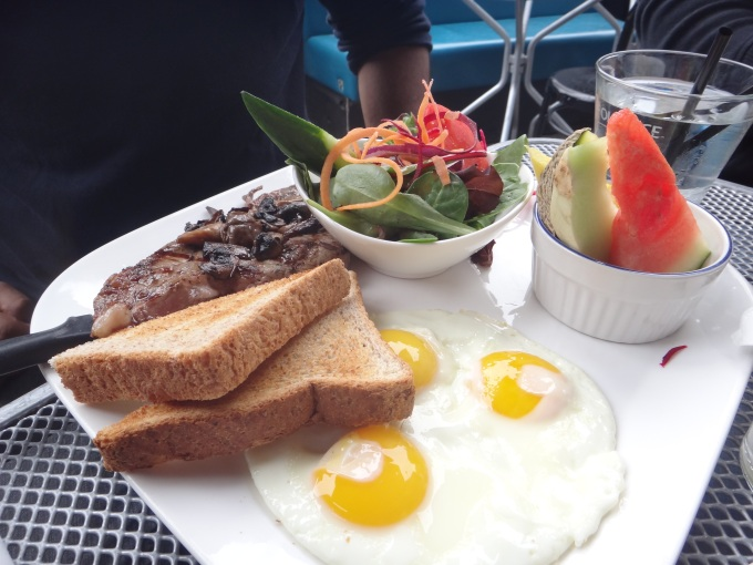 Brownstone Bistro Toronto Brunch