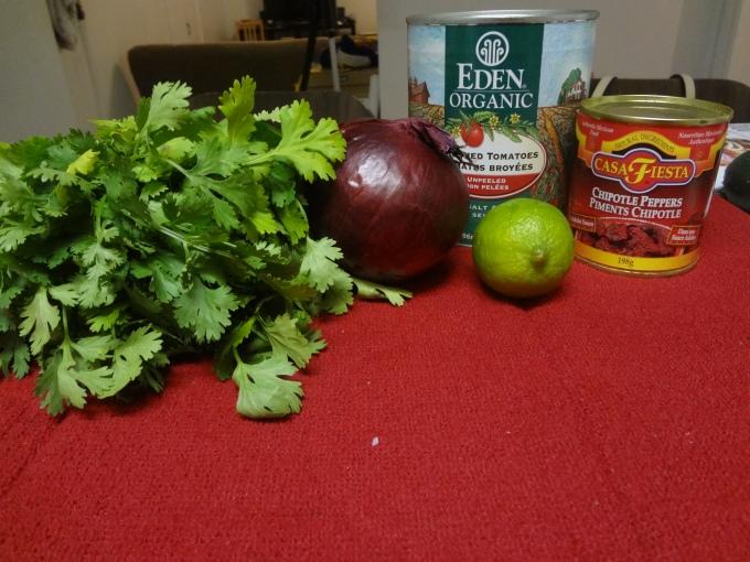 Salsa 101 Making homemade salsa