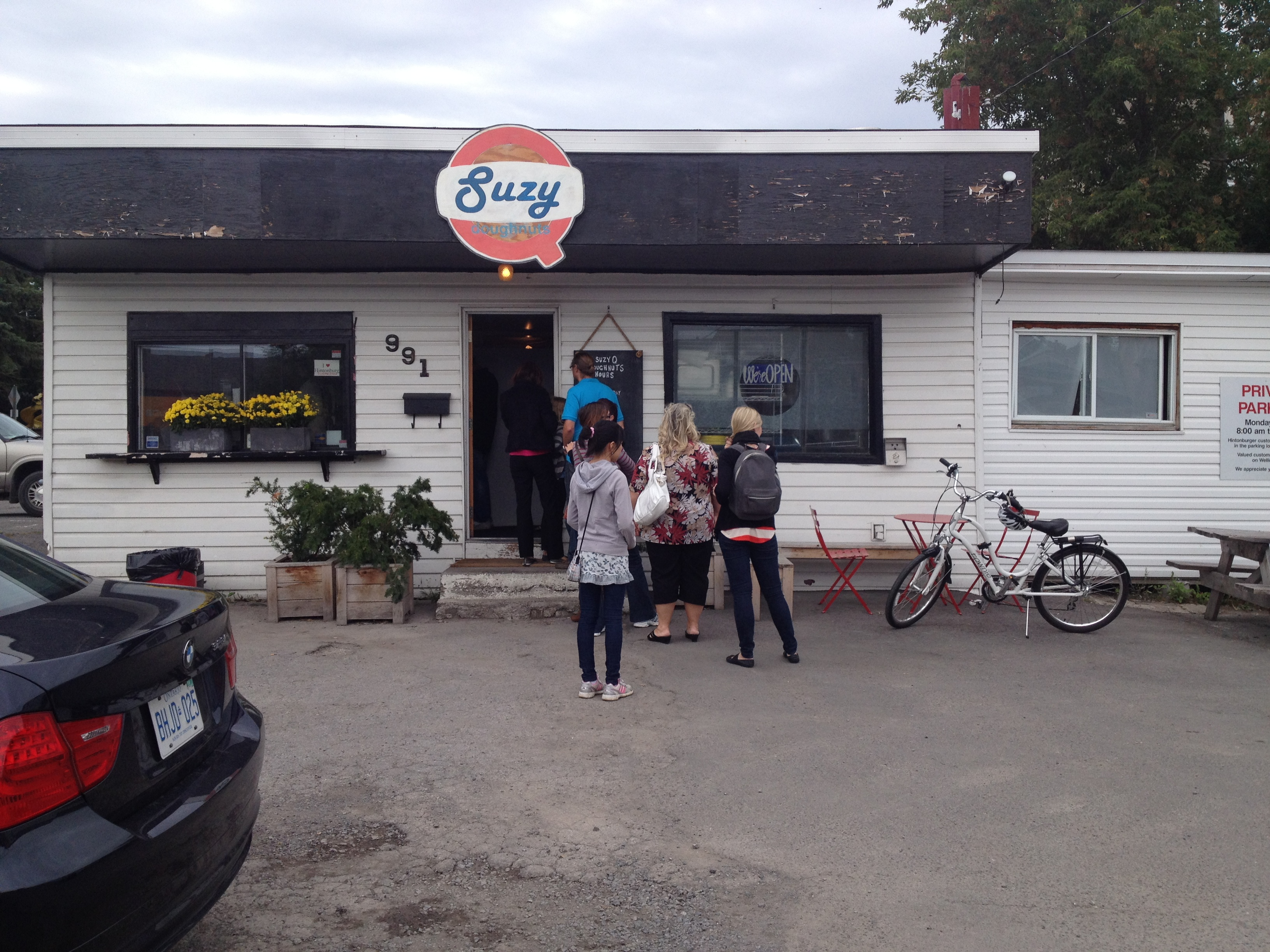 Suzy Q Brunch Ottawa Donut crawl