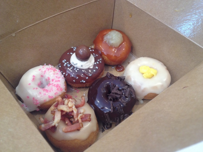 #donuts #donut crawl #brunch #jellymodern