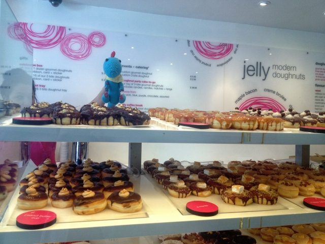 jelly modern donut crawl brunch toronto