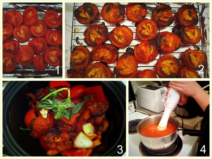 Roasted Tomato Soup DIY Thursday