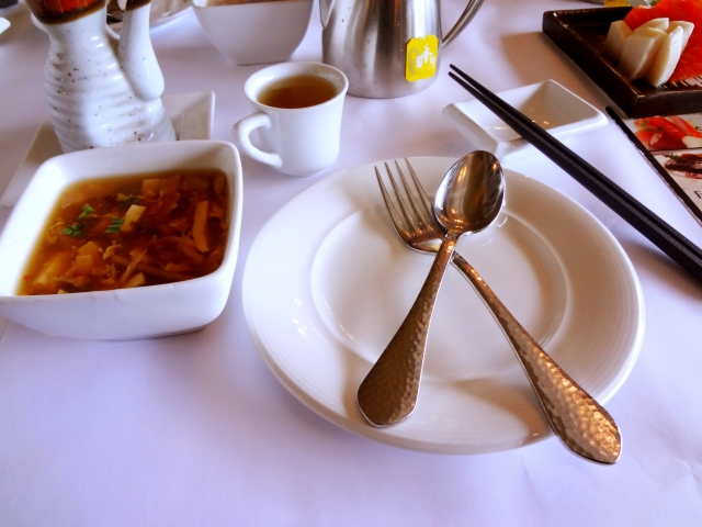 Spoon and Fork Restaurant Review
