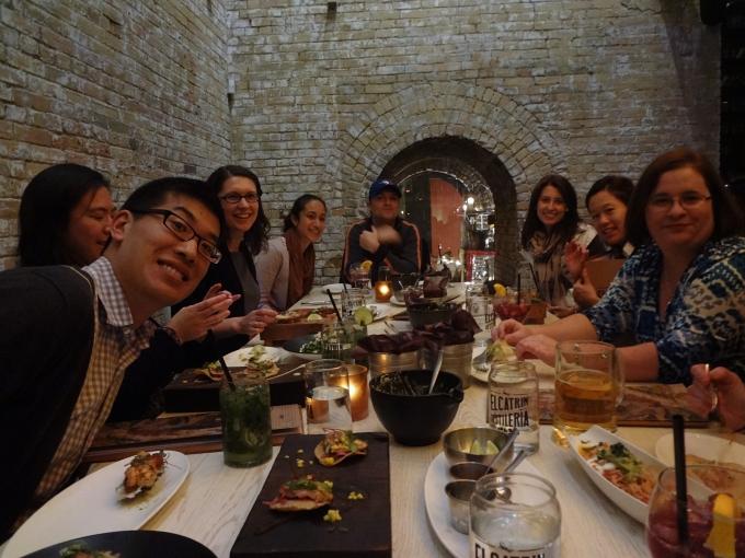 RDN El Catrin Random Dinner Night