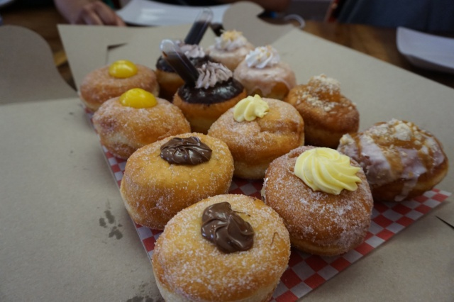 The Rolling Pin Donut Crawl Toronto